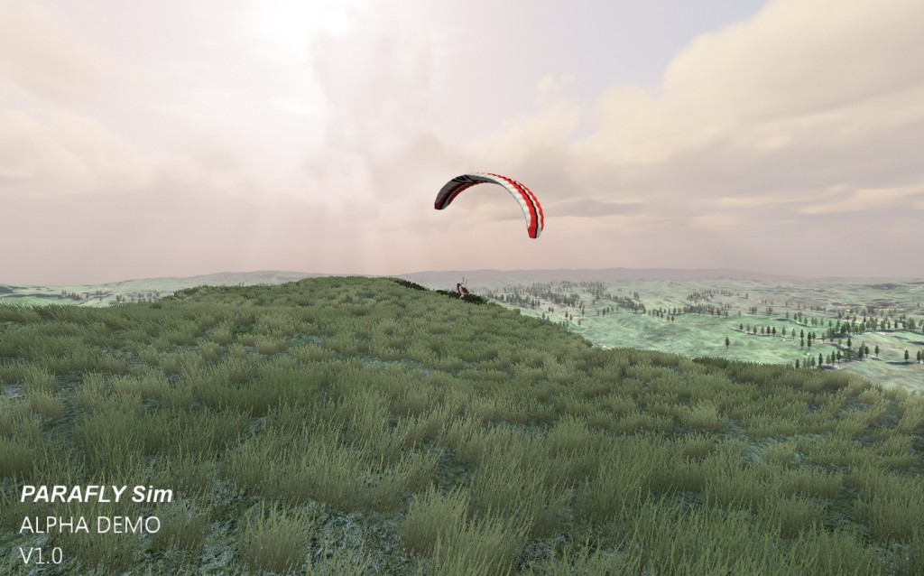 Parafly Sim Paragliding