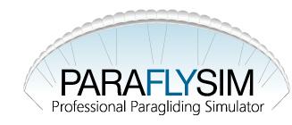 3D Paragliding Simulator
